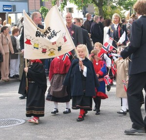 Barnetog 17 mai