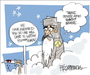 David Fitzsimmons, The Arizona Daily Star