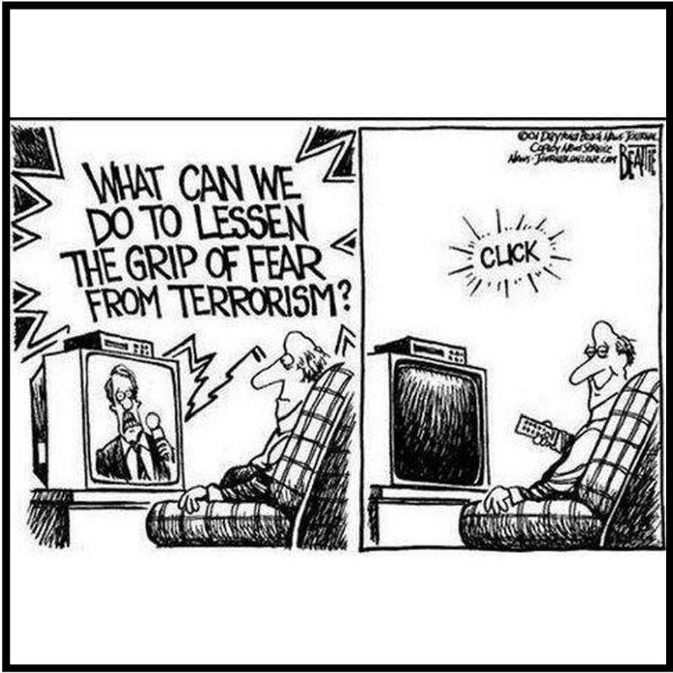 Sluk for dit fjernsyn