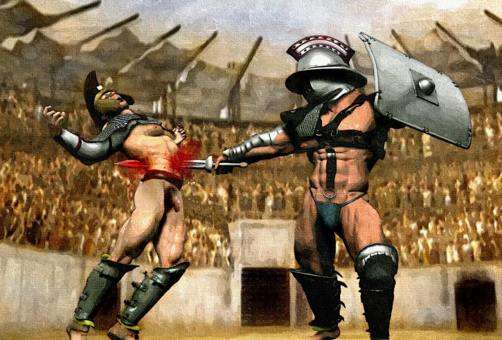 vittorio-carvelli-gladiators1